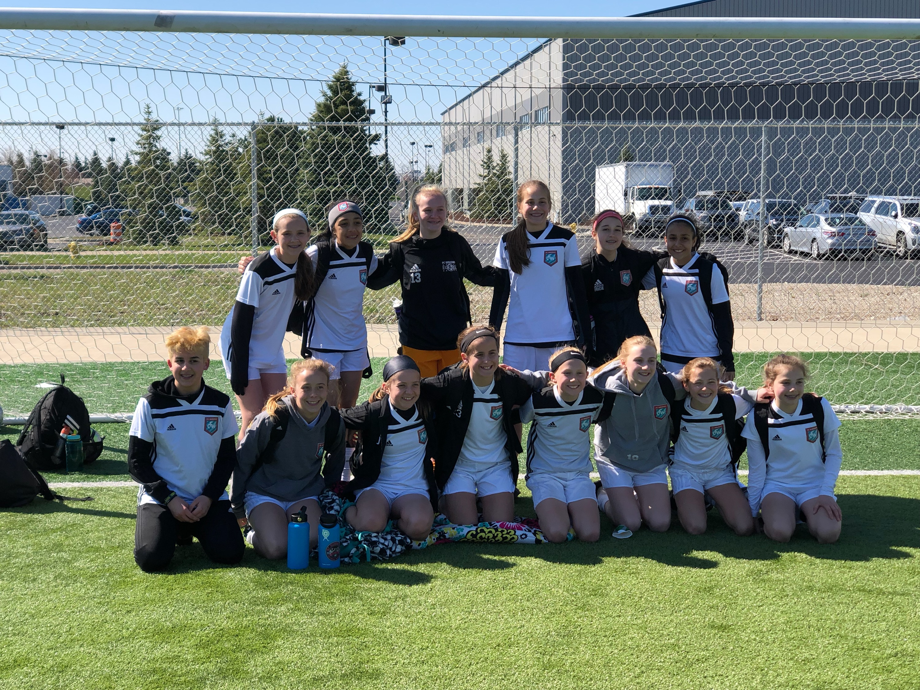 U13 and U14 ECNL Road Trip to Michigan A Success