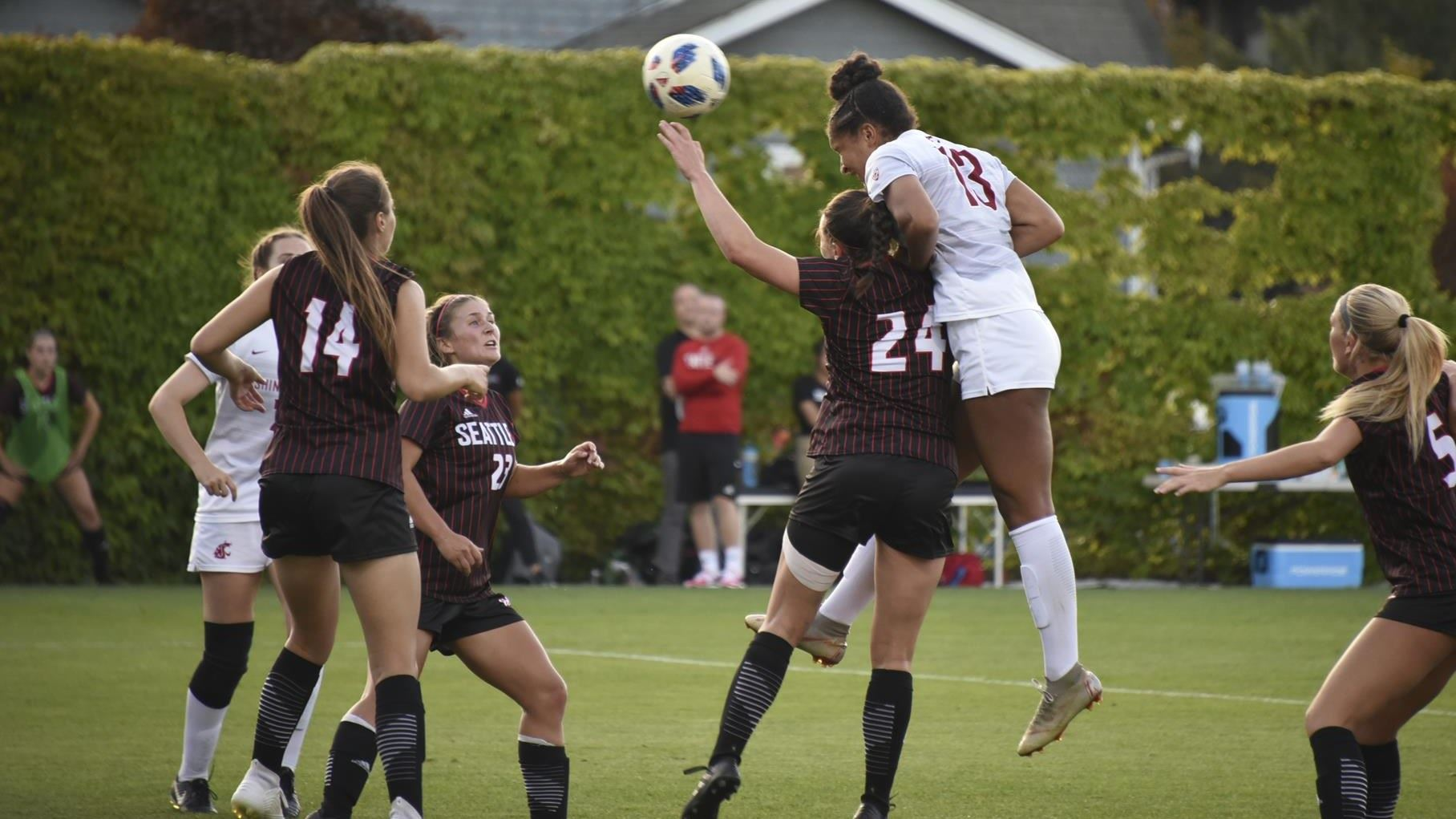 Week 1 of College Soccer and FC WI Alums Shine