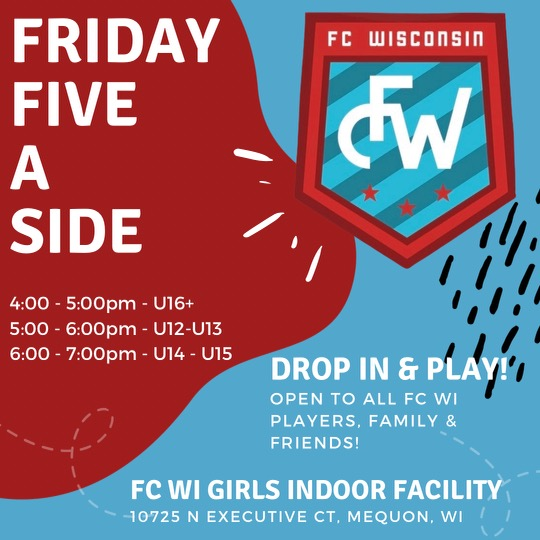 Friday Night Five-A-Side