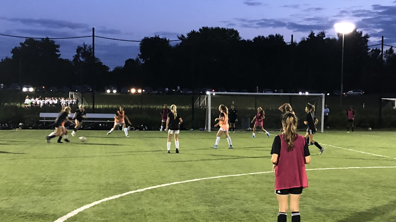 Pre-ECNL Players Start Season Sharp