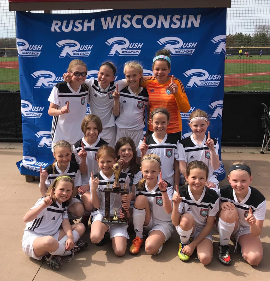 Success at Every Age Group in the Rush Tournament!