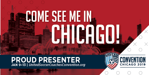 Club DOC Presents at United Soccer Coaches Convention